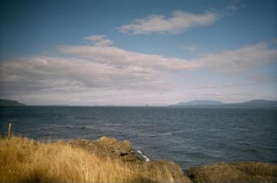 Gowlland Point